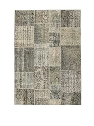 Design Community By Loomier Teppich Anatolian Patchwork Mint