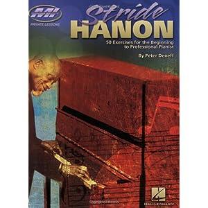 Stride Hanon ストライド奏法のハノン