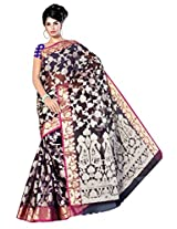 Saree Sansarr Saree (6031_Purple)