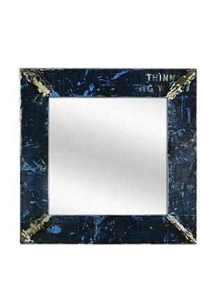 Foreign Affairs Kara Mirror, Blue
