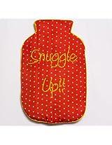 Bandbox Snuggle Up - Orange ( Size:- 13 in. x 8 in.)