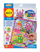 Alex Toys Sticky Foam Princess