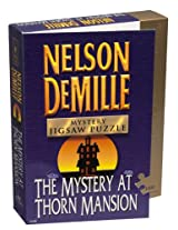 Author Classic Mystery Jigsaw Puzzle - Nelson DeMille