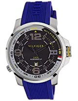 Tommy Hilfiger Analog Grey Dial Men's Watch - TH1791010J