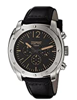 Esprit Chronograph Black Dial Men's Watch - ES106391001-N