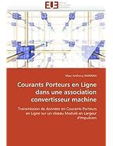 Courants Porteurs En Ligne Dans Une Association Convertisseur Machine (Omn.Univ.Europ.)