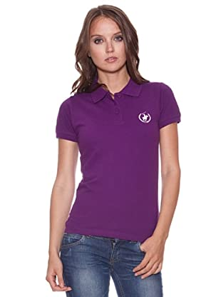 Polo Club Poloshirt Georgia (Violett)