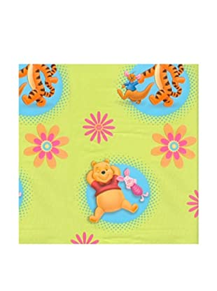Rollo Plástico Adhesivo Decorativo Winnie The Pooh 45 x 200