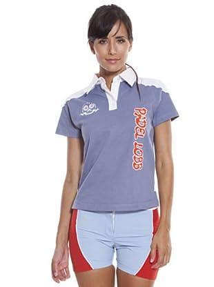 Padel Lobb Polo Club (Azul Medio)