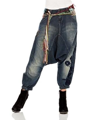 Desigual Vaquero Baggy (Jeans Oscuro)