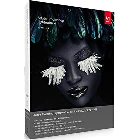 Adobe Photoshop Lightroom 4 �A�b�v�O���[�h�� Windows/Macintosh��
