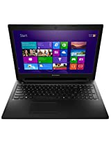 Lenovo G500s 59-383022 15.6-inch Laptop (Core i3-3110M/2GB/1TB/DOS/1GB Graphics/With Bag), Black
