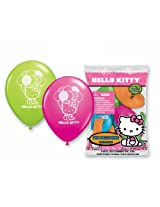 Pioneer National Latex Hello Kitty 6 Count 12