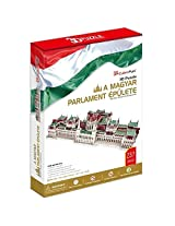 "CubicFun 3D Puzzle MC-Series ""The Hungarian Parliament Building - Budapest"" by CubicFun"