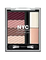(3 Pack) NYC Individualeyes Custom Compact - Midtown Mauve