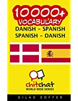 10000+ Danish - Spanish Spanish - Danish Vocabulary