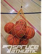 Lightweight Netted Ball Bag (Holds 10 Soccer Balls)
