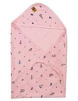 Dear Kids Baby Wrap (Light Pink)