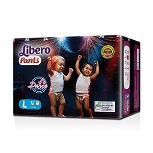 Libero Large Size Diaper Pants (18 Counts)