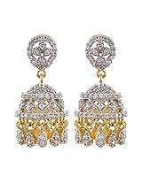 Affinity Jhumka Design Earrings