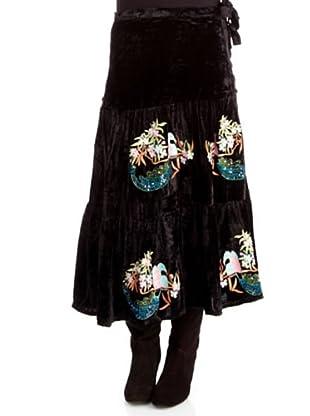 Almatrichi Falda (negro)