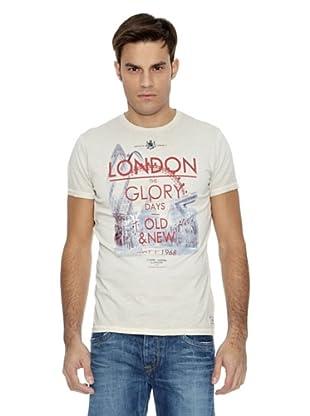 Pepe Jeans London Camiseta Marling (Crudo)