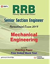 Guide to RRB Mechanical Engineering: Senior Section Engineer - 2015