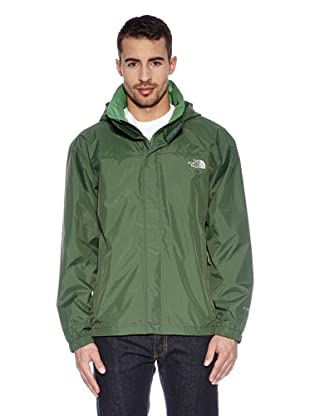 Th North Face Giacca Outdoor M Resolve (Verde)
