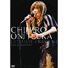ULTIMATE CRASH f02 LIVE AT BUDOKAN [DVD]