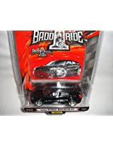 1 BADD RIDE BLACK 1:64 SCALE 2005 DODGE MAGNUM RT DIE-CAST COLLECTIBLE