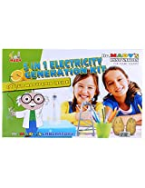 5 in 1 electricity generation kit