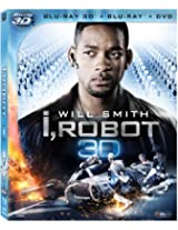 I, Robot (3D+Blue Ray+ DVD)