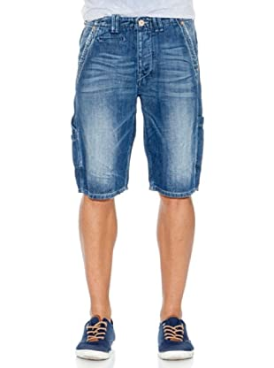 Pepe Jeans London Bermuda Sergio (Azul)
