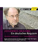 Brahms:Ein Deutsches Requiem [Various, Sir Roger Norrington] [HANSSLER CLASSIC: 93.327]