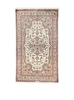 Eden Teppich   Kashmirian F/Seta 93X160 mehrfarbig
