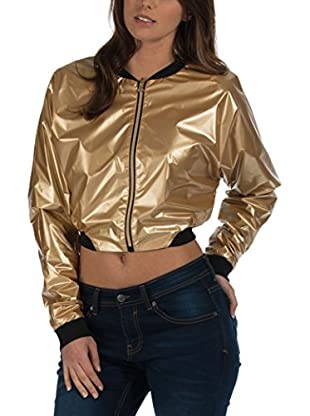 Bench Jacke Reversible Gold Bomber