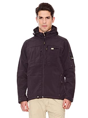 Geographical Norway/ Anapurna Anorak Rayane (gris oscuro)