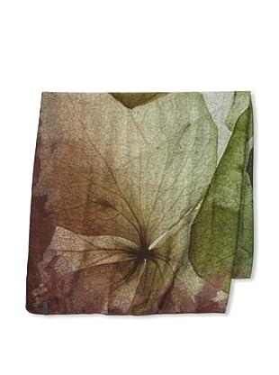 Luisa Brini Women's Mano Scarf (Green)