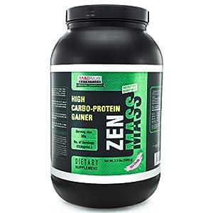 Magnus Nutrition Zen Mass - 2.2 lbs (Rich Vanilla)