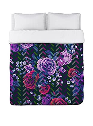 One Bella Casa Inside Out Duvet Cover