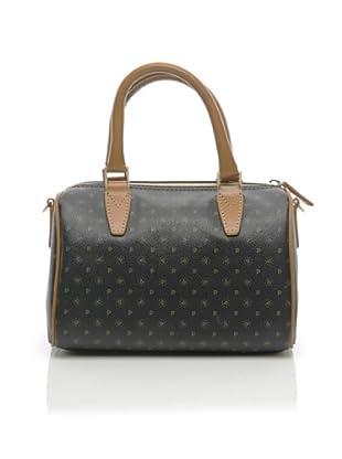 Pollini Bowling Bag (Schwarz)