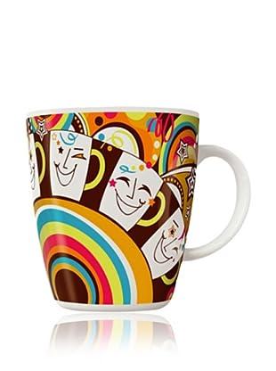 Ritzenhoff 1512004 Kaffeebecher Shalev Jubiläum 20 Jahre