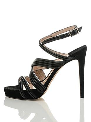 Furla Sandalette Sabal (Schwarz)
