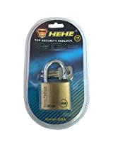 HEHE Top Security Solid brass Padlock 40 MM - With Maximum Security