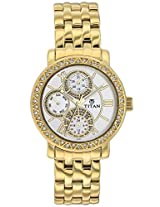 Titan Stylish Watch For Men 9743YM01