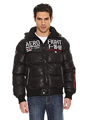 Geographical Norway Chaqueta Barth (Negro)
