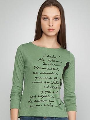 Dolores Promesas Camiseta (Verde)
