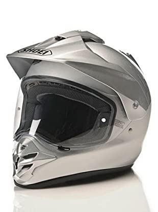 Shoei Casco Hornet-Ds Monocolor (Plata)