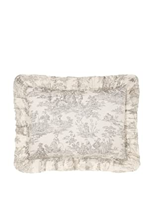 Amity Home Toile Sham (Brown/Natural)