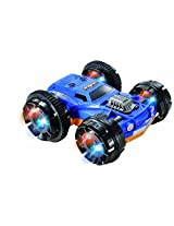 Mitashi Dash Rechargeable R/C 2 Sided Car, Multi Color
